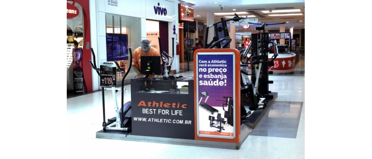 Athletic Best For Life - Loja - Shopping Tacaruna 404d97613f